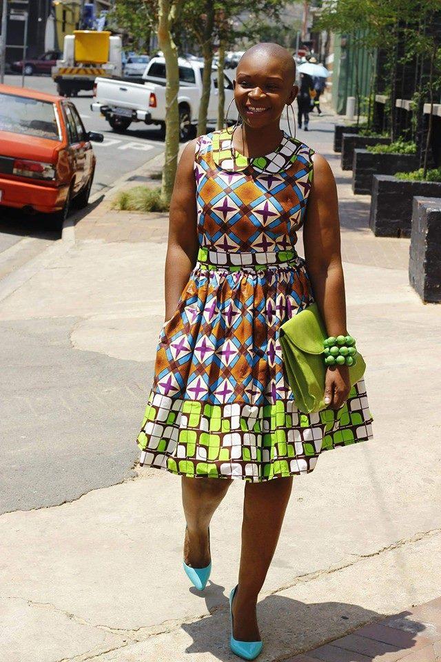 Afrika Fashion Bow Dresses   My Wallpaper