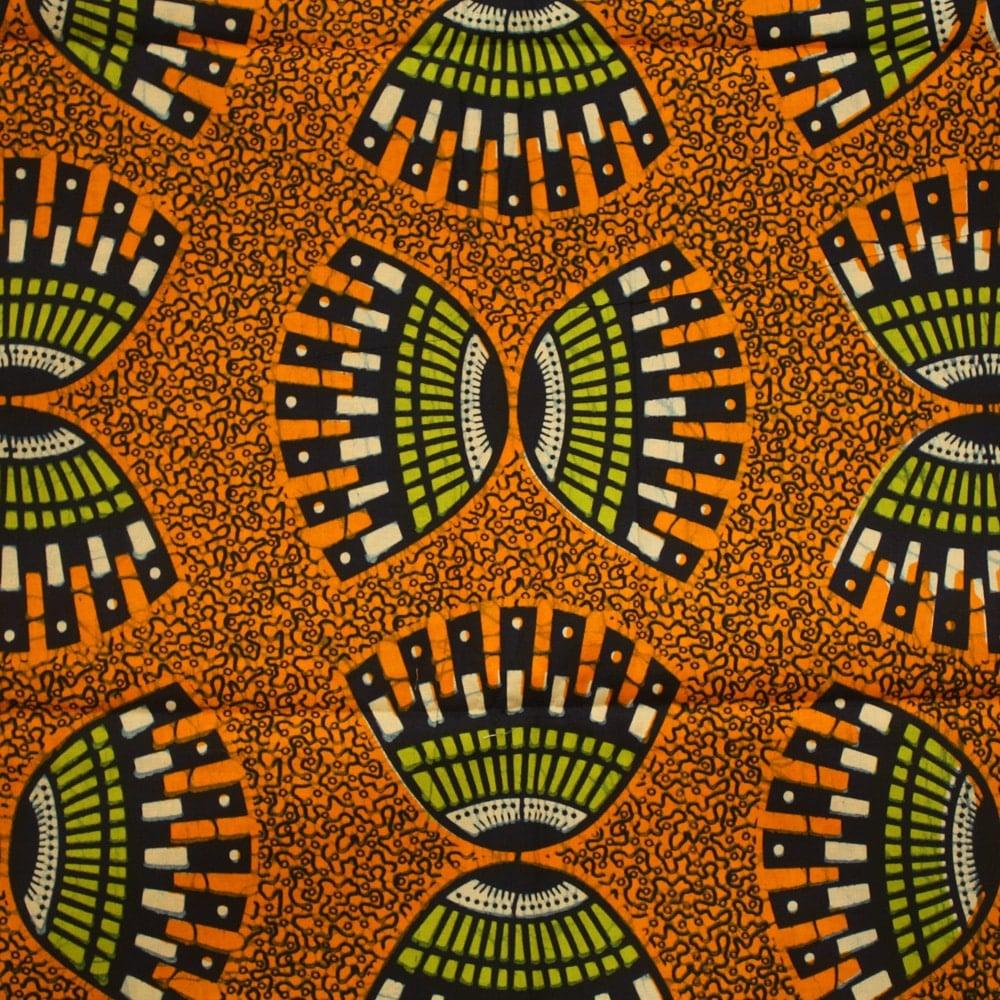 Fabric of the week basket motif ankara fabric urbanstax for The fabric of