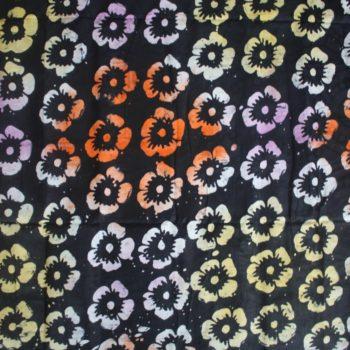 Batik Petals