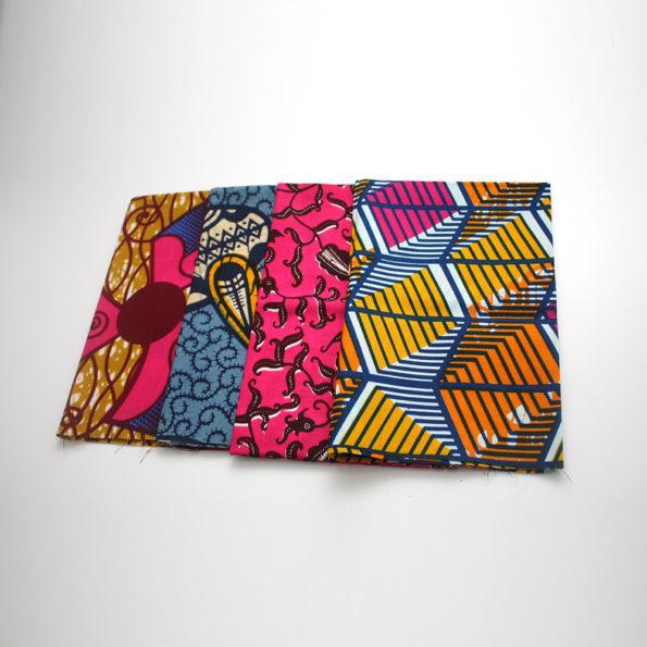 African Print Fat Quarters