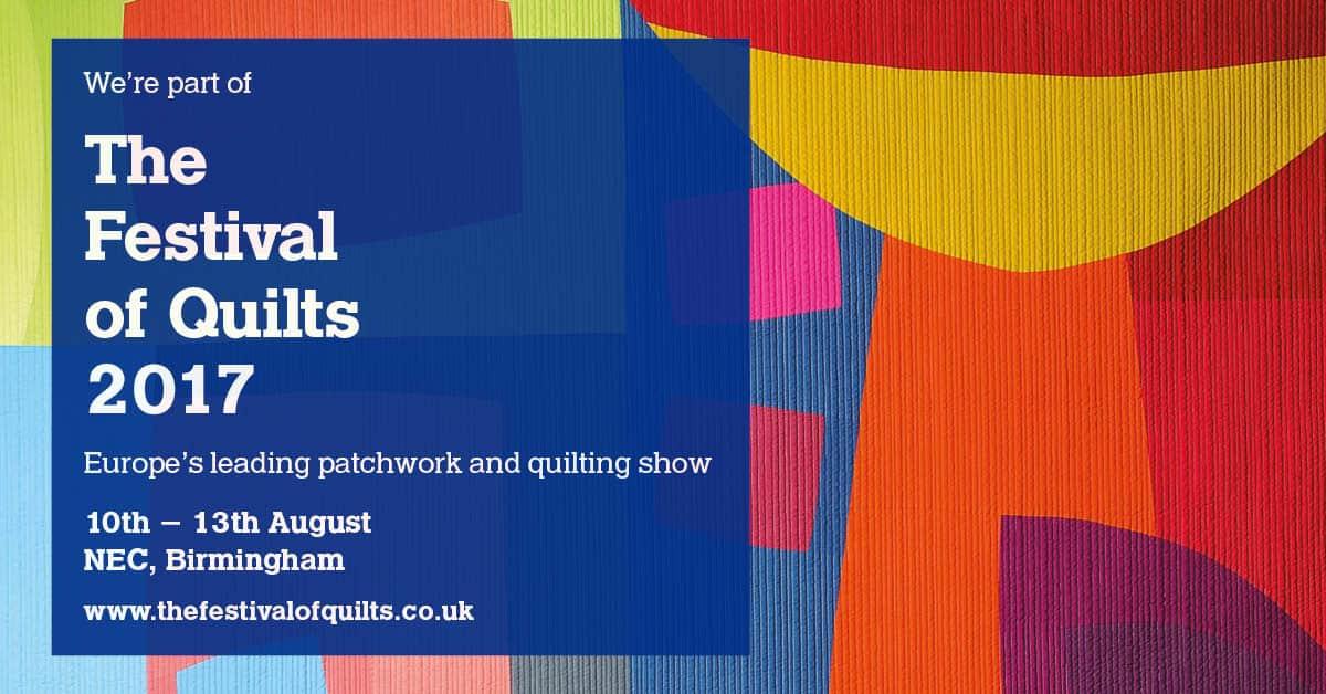 Festival Of Quilts | Urbanstax : quilting event - Adamdwight.com